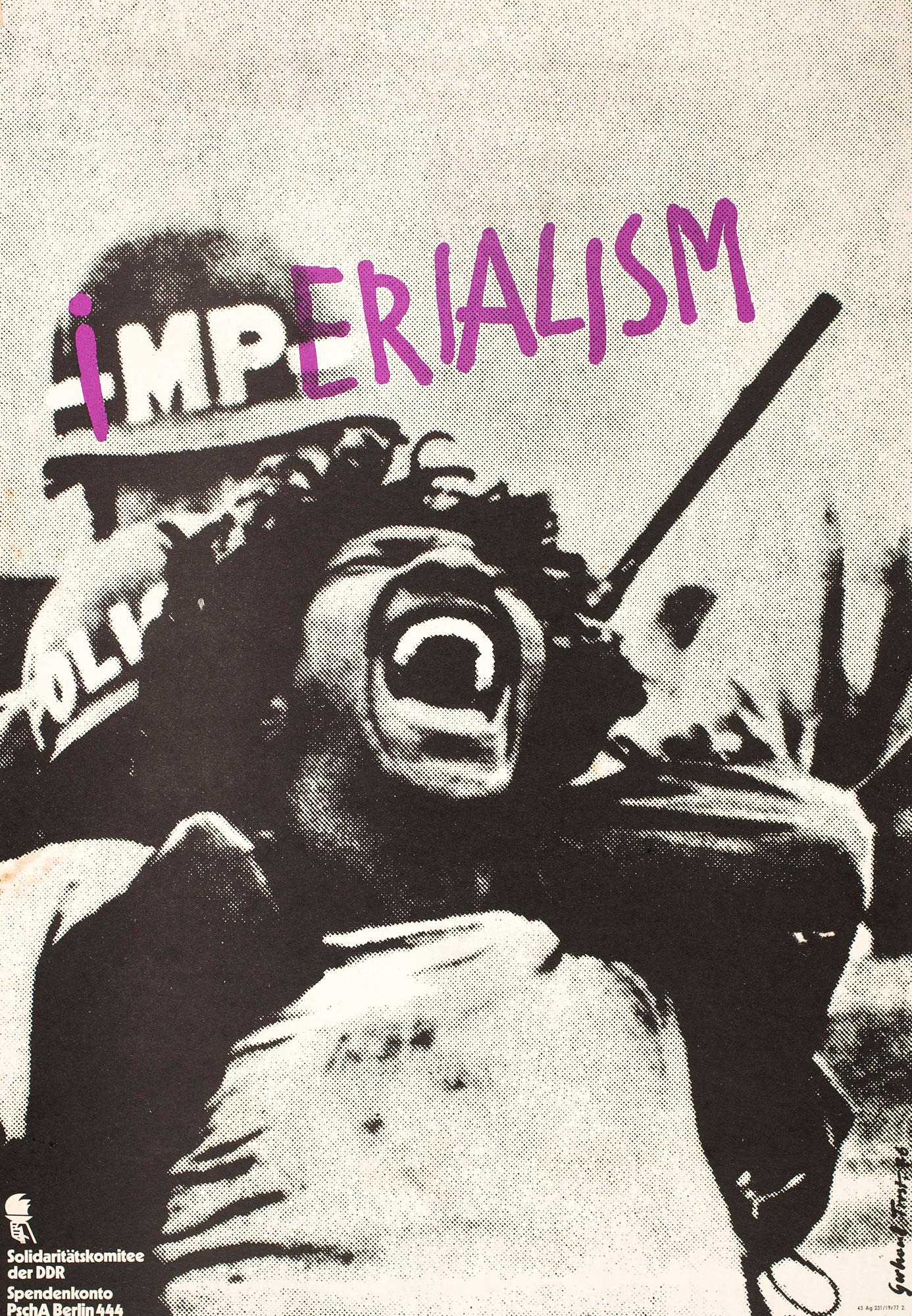imperialism thematic essay
