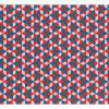 untitled (geometric print paper)