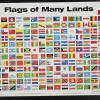 Flags of Many Lands