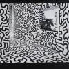 Keith Haring in the Pop Shop