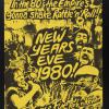 New Years Eve 1980