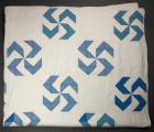 Pinwheel quilt