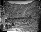 Testing Combination Bridge, Devil's Gate, Weber Canyon