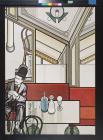 untitled (man sitting in restaurant)