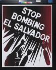 Stop Bombing El Salvador
