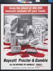 Boycott Procter & Gamble