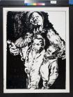 untitled (adult with three children)