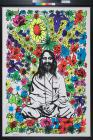 untitled (man surrounded by flowers)