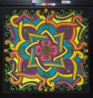 Untitled (multi-colored design)