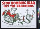 Stop Bombing Iraq Lift The Sanctions
