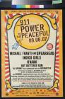 911 Power to the peaceful