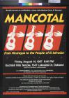 Mancotal: From Nicaragua to the People of El Salvador
