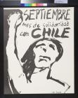 Septiembre : Mes de Solidaridad Con Chile [September : Month of Solidarity with Chile]