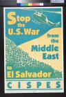 Stop the U.S. War: From the Middle East to El Salvador