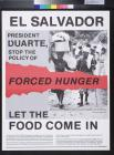 El Salvador: Forced Hunger