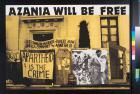 Azania Will Be Free