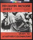 Benjamin Moloise Lives!