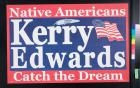Native Americans for Kerry Edwards