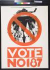 Vote No 187