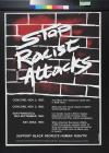 Stop Racist Attacks