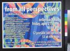 From All Perspectives, a Multicultural & Performing Arts Benefit Showcase