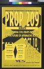 Prop 209 Debate