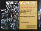 DWB Is Not A Crime