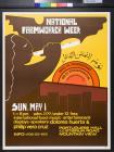 National farmworker week