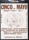 Cinco de Mayo Benefit Party No. 2