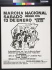 Marcha Nacional Sabado 13 de Enero