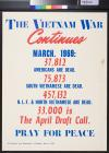 The Vietnam War Continues March, 1969