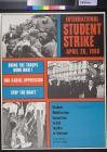 International Student Strike April 26, 1968