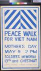 Peace Walk For Viet Nam