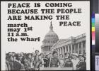 Peace is coming because the people are making the peace