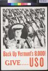 Back up Vermont's 8,000! Give....USO