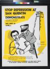 Stop Repression At San Quentin Demonstrate