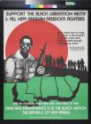 Support The Black Liberation Army & All New Afrikan Freedom Fighters
