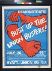 Bust Up The Union Busters