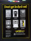 Don't get locked out