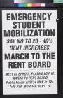 Emergency Student Mobilization