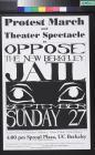 Oppose the New Berkeley Jail