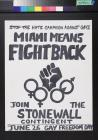 Miami Means Fight Back