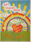 Gay Students' Union presents: St. Valentine's Revolutionary Emacipation [sic]