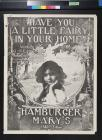 Have You A Little Fairy in Your Home? : Hamburger Mary's