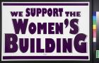 We support the Women's Building