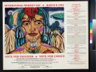 International Women's Day - March 8, 1992