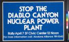 Stop The Diablo Canyon Nuclear Power Plant
