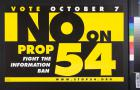 NO On Prop 54