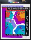 San Francisco AIDS Awareness Week 1987