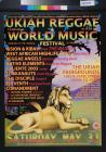Ukiah Reggae & World Music Festival